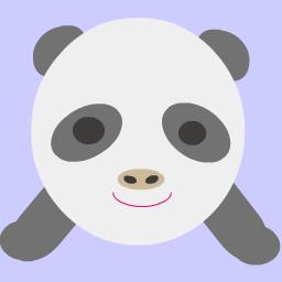 あいされひよこのパンダの赤ちゃんお届けにあがりました